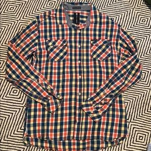 Billabong men's casual button down